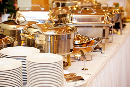 Gold catering